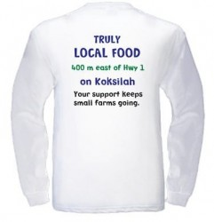 Truly Local Food