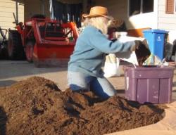 Binning the Soil